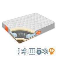 Mattress Homefort Classic Bonnell spring