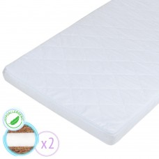 "Children's ortho-mattress ""Cloud 1"" Coconut sandwich 60х120 cm"