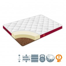 """Orthopedic mattress-topper Homefort """"Istanbul"""" with coconut"""