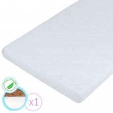 "Children's orthopedic mattress ""Cloud 2"" with Coconut 60х120 cm"