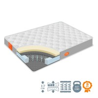 "One sided orthopedic mattress Homefort ""Classic Econom"""