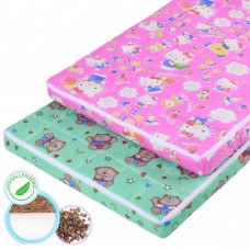 "Children's ortho-mattress ""Baby 1"" Coconut and Buckwheat 60х120 cm"