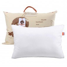 "Pillow with Swan's down Homefort ""Magic Soft"""
