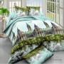 Комплект постельного белья Homefort Полисатин 1200