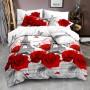 Комплект постельного белья Homefort Полисатин 1202