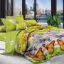 Комплект постельного белья Homefort Полисатин 1204