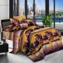 Комплект постельного белья Homefort Полисатин 1206