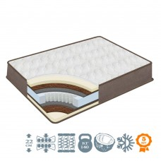 "Mattress Homefort ""Savannah"" with PocketSpring"