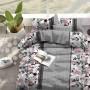 Комплект постельного белья Homefort Ранфорс 1009