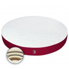 """Round Orthopedic mattress Homefort """"New York"""" with Memory"""