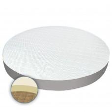 """Round Orthopedic mattress Homefort """"Lucky 15"""""""