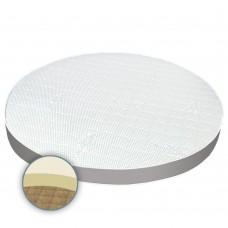 """Round Orthopedic mattress Homefort """"Hamburg"""" with memory"""