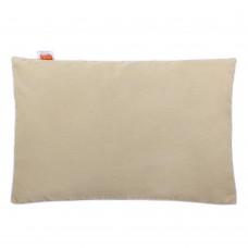 Подушка с Гречневой шелухой Homefort «Целительная» (бежевый)