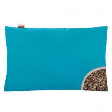 Подушка с Гречневой шелухой Homefort «Целительная» (бирюзовый)