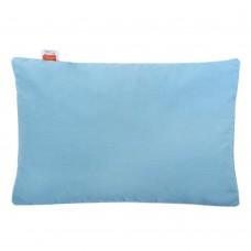 Подушка с Гречневой шелухой Homefort «Целительная» (голубой)