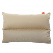 Подушка с Гречневой шелухой Homefort «Гера» бежевый