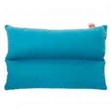 Подушка с Гречневой шелухой Homefort «Гера» (бирюзовый)