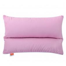 Подушка с Гречневой шелухой Homefort «Гера» (розовый)