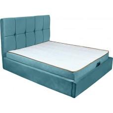 Кровать Homefort Престиж бирюзовый