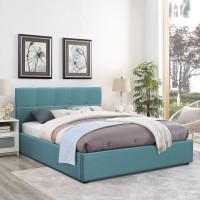 Ліжко Homefort Престиж бірюзовий