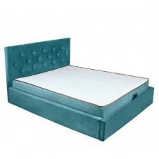 Кровать Homefort Романтика бирюзовый