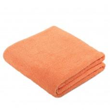 Махровое полотенце Homefort оранжевый