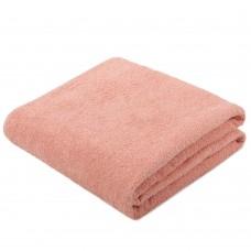 Махровое полотенце Homefort персик