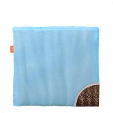 Подушка на стул с Гречихой Homefort «Универсальная» (голубой)