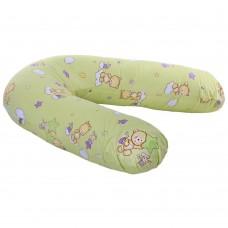 Подушка Homefort для беременных (салатовый д-2)
