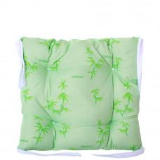 Подушка на стул с завязками «Классическая» Homefort 40х40х6 см (D-2)