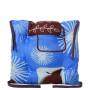 Подушка на стул с завязками «Классическая» Homefort 40х40х6 см (D-9)