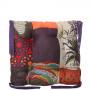 Подушка на стул с завязками «Классическая» Homefort 40х40х6 см (D-12)