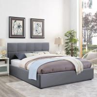 Ліжко Homefort Престиж базальт