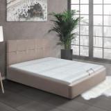Кровать Престиж с матрасом (латте)