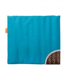 Подушка на стул с Гречихой Homefort «Универсальная» (бирюзовый)