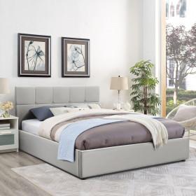 Ліжко Homefort Престиж сільвер