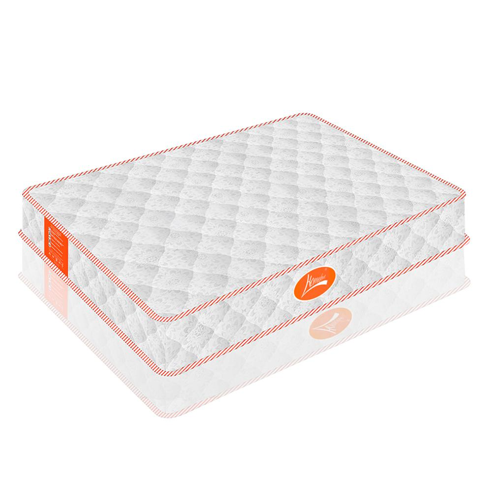 "Orthopedic mattress Homefort ""Solo Start"" with Bonnel spring"